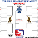 Skeeson IV High Rollers Bracket copy